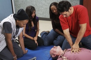 Palo Alto CPR Classes