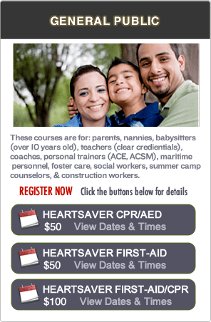 CPR Certification classes in Redwood City